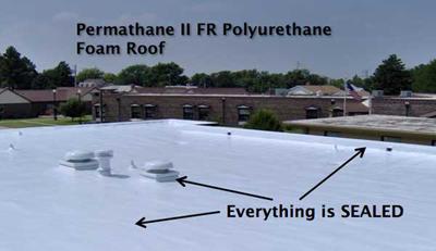 Polyurethane Foam Finish